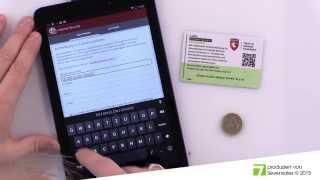 GDATA Installation auf Smartphone und Tablet