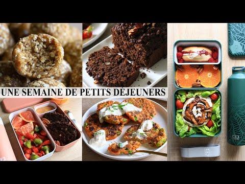 une-semaine-de-petits-déjeuners- -vegan,-spécial-lunch-box