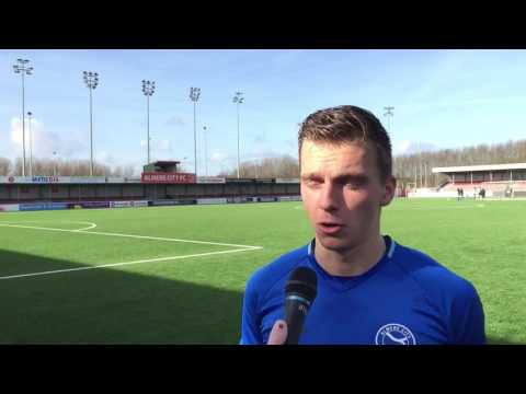 Almere City journaal 21-02-2017