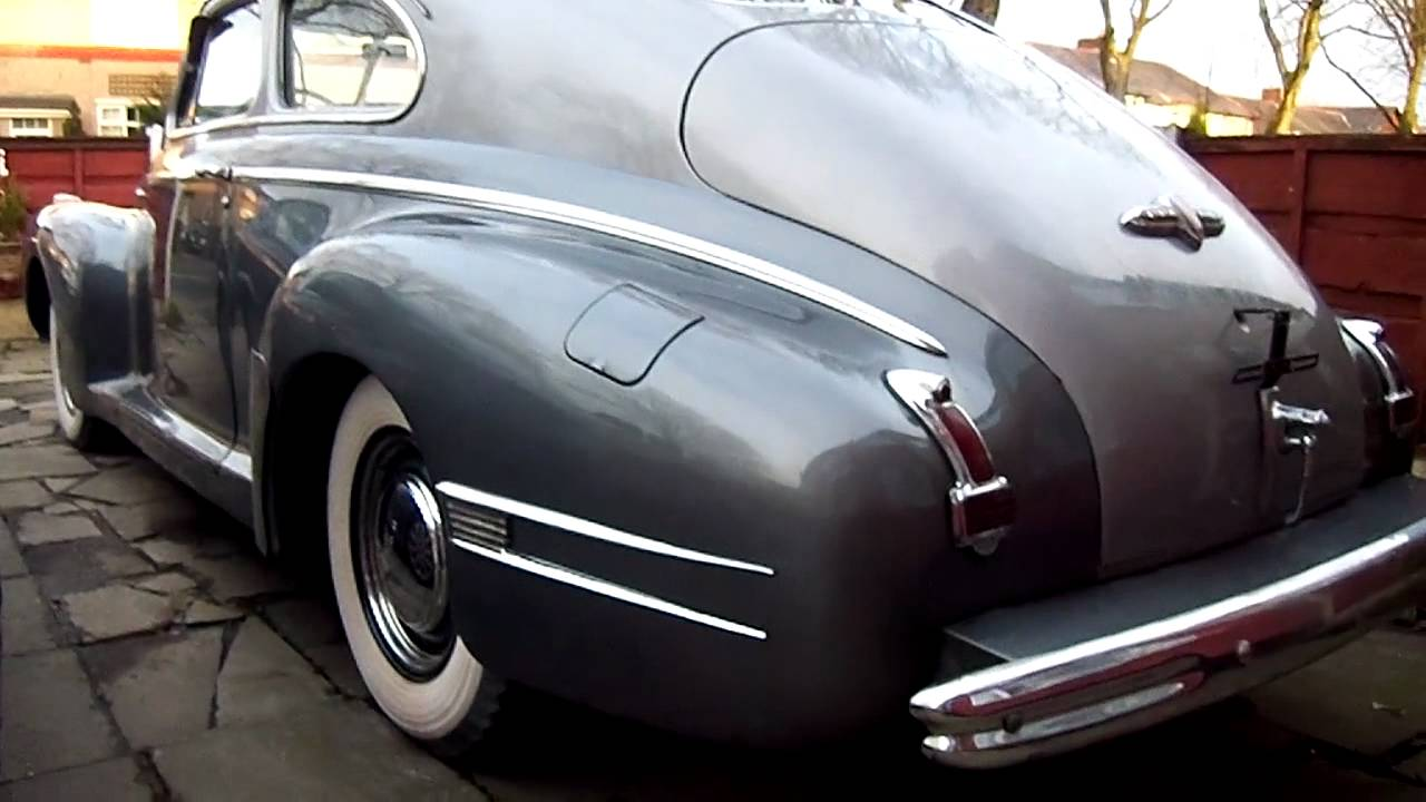 1941 Buick Special Sedanette Youtube
