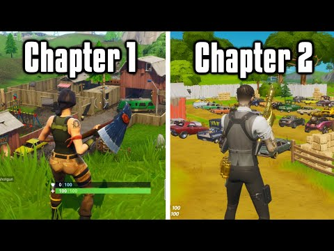 The Current State Of Fortnite...