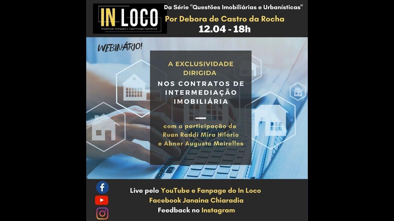 DA SÉRIE: Questões Imobiliárias e Urbanísticas com a Professora Dra. Debora de Castro da Rocha