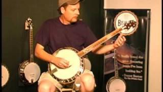 Banjo Lesson Tag Licks in G Rob Bishline