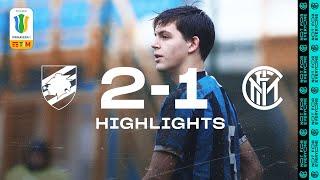 SAMPDORIA 2-1 INTER | INTER PRIMAVERA HIGHLIGHTS | 2019/20 Primavera 1 TIM Matchday 08 Postponed ⚫🔵