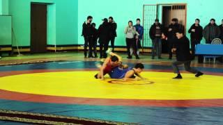 Вольная Борьба - Мангистау - Турнир памяти Магомеда Расулова