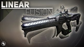 Destiny 2 Tarantula-3FR | Linear Fusion Rifle