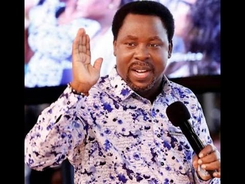 BREAKING NEWS: Prophet T.B.Joshua Will Move SCOAN From Lagos