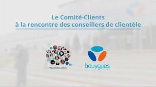Rencontre avec le Comité-Clients le 17 septembre 2016