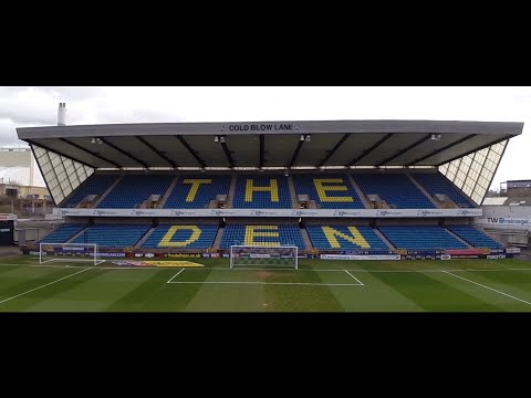 The Den - Home of Millwall Football Club