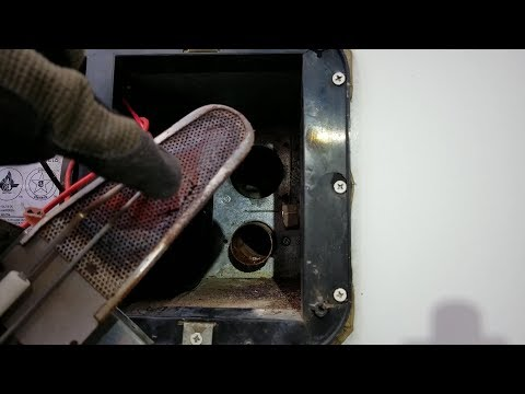 Atwood 8531 Iv Rv Furnace With Intermittent Heat Youtube