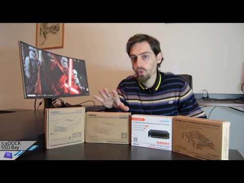 [Recensione] Icy DOCK rack per SSD
