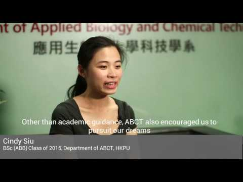 Applied Biology - Graduate Story 1