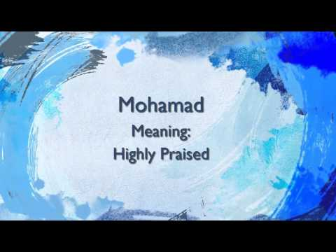 Top 20 Muslim Boy Names with Meanings