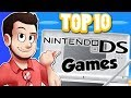 Top 10 Nintendo DS Games - AntDude