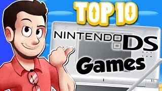 One of AntDude's most viewed videos: Top 10 Nintendo DS Games - AntDude