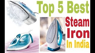 Top 5 Best Philips Steam Iron In India 2018 | Best Steam Iron Philips