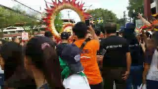 Sadsad sa Calle Real-Dinagyang festival 2020 celebration