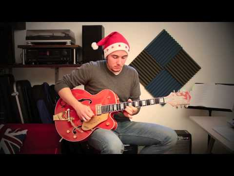 Luca Ferrari - Jingle Bells ( Brian Setzer Instrumental Version)