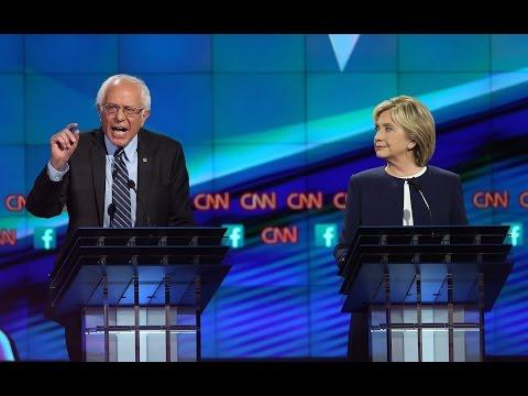Bernie Sanders and Hillary Clinton on Marijuana...
