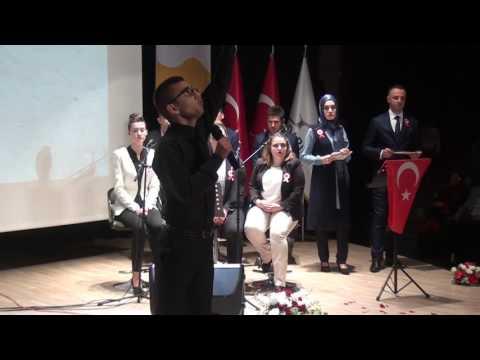 Furkan Aytekin - Edanur Orhan - Çanakkale Şehitlerine -  15 Temmuz Demokrasi Zaferi Anma Programı