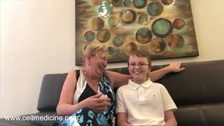 Stem Cell Therapy for Autism at Stem Cell Institute Panama - James M.