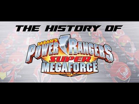 Download Power Rangers Megaforce, Part 1 (REUPLOAD) - History of Power Rangers