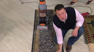 Bissell Proheat 2X Revolution Carpet and Upholstery Deep Cleaner on QVC