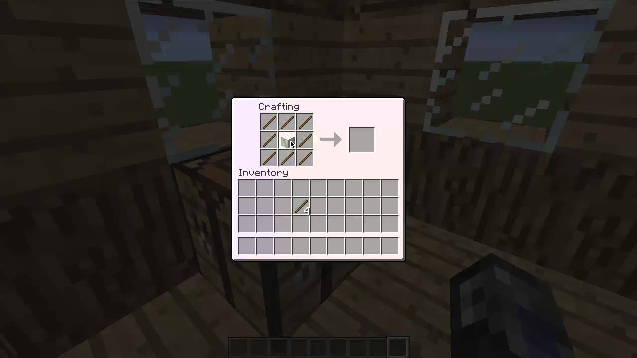 How to make a painting in minecraft! 1.4.2! - YouTube