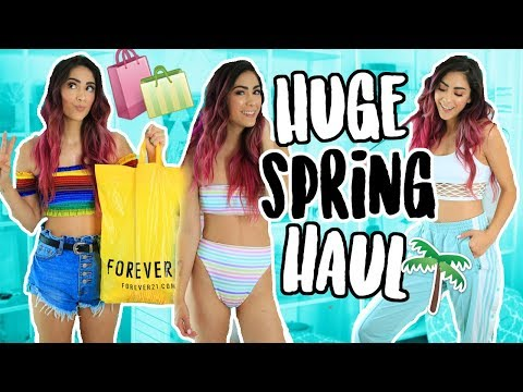Summer Collective Clothing HAUL '15 (TRYON) from YouTube · Duration:  12 minutes 58 seconds