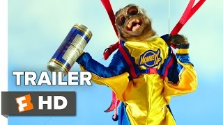 Monkey Up Official Trailer 1 (2016) - Skylar Astin, John Ratzenberger Movie HD