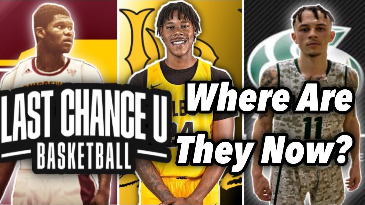 Download Last Chance U Basketball Where Are They Now?