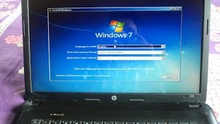 How to Enable Legacy to Boot from USB in HP 2000 Laptop -  TricK i Know