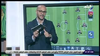 شاهد| تحليل تامر بدوي لمباراة تونس وأنجولا