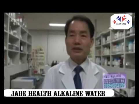 How The Korean Using Jade Health Alkaline Ionized Water In Hospitals