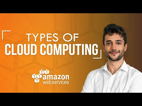 The Different Types of Cloud Computing