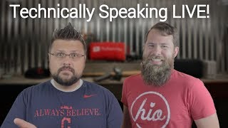 Note 9, Pixel 3's forehead, and The Everyday Dad! - Technically Speaking Live. Episode 2! thumbnail