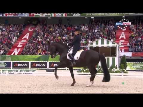 World Equestrian Games 2014 : Eurosport (Day 3)