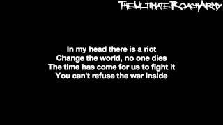 Papa Roach - Had Enough {Lyrics on screen} HD
