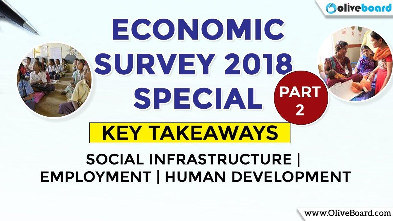 Economic Survey 2018 Special Part-2 | Key Takeaways ...
