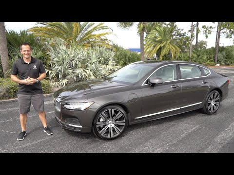 Is the Volvo S90 a BETTER full size luxury sedan than a BMW or Audi?
