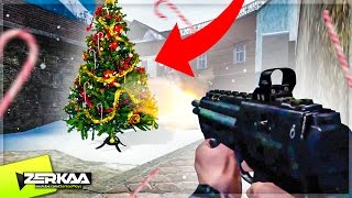 IT'S CHRISTMAS TIME! (Garry's Mod Prop Hunt)