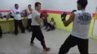 Aula de Kung Fu e Boxe Chinês em Brotas
