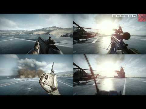 Battlefield 3 Weapon Song - BFBC2 Tribute