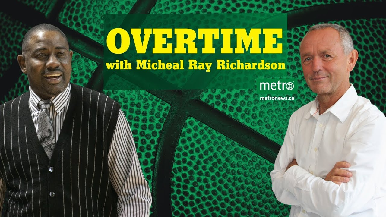Overtime with Micheal Ray Richardson Episode 6 12 4 2013