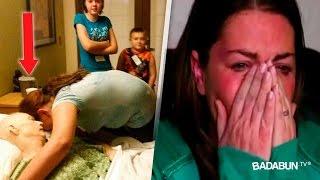 Su vecina murió y adoptó a sus 3 hijos. Meses después ella le manda un regalo desde el cielo… thumbnail