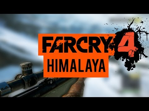 FAR CRY 4 - Himalaya Mission Gameplay 60fps
