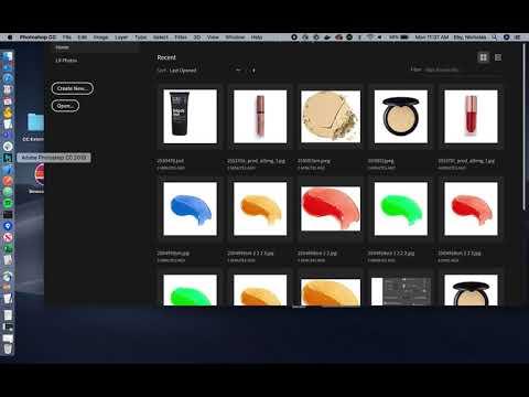 Photoshop CC Extension Panel  (HTML, JavaScript)