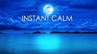 Instant Calm, 4 hour Deep Sleep Music, Healing Meditation Music, Insomnia, Sleep, Study Music, Zen