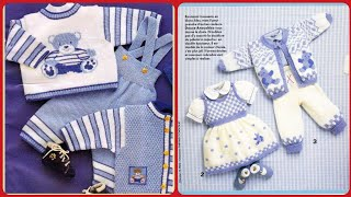 Top Stunning And Elegant Baby Crochet Sweater Dresses Design New Collection