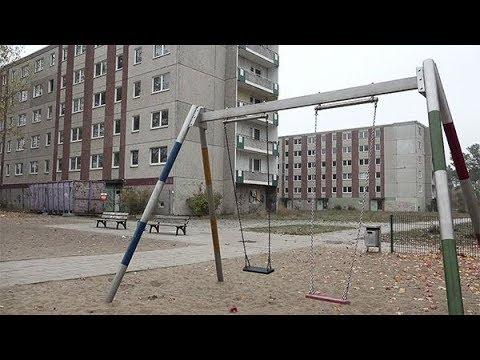 «Цветущие ландшафты» социалистической Европы. Как города бывшей ГДР оказались в упадке